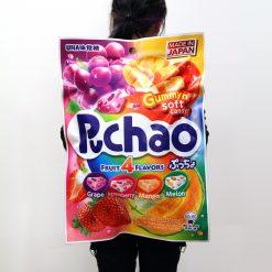 Puchao Jumbo Bag Fruit 4 Flavors